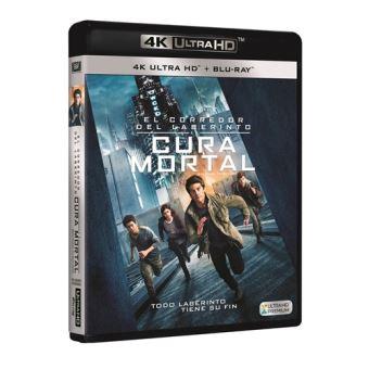 El corredor del laberinto 3 La cura mortal - UHD + Blu-Ray