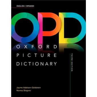 Oxford Picture Dictionary - English/Spanish
