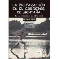 La preparación en el corredor de montañas