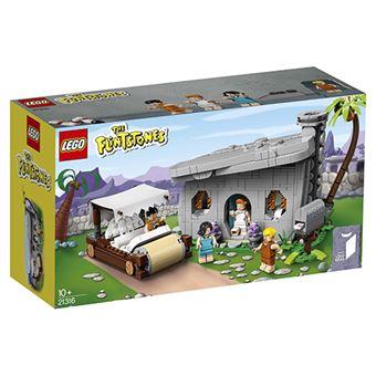 LEGO Ideas 21316 Los Picapiedra