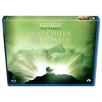 La semilla del diablo - Blu-ray Horizontal