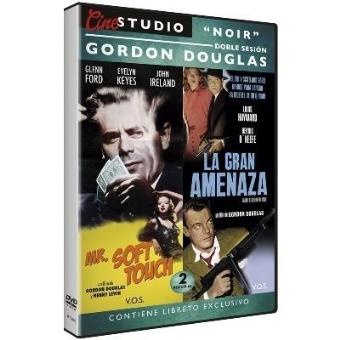 Pack Gordon Douglas (DVD + libreto) - DVD