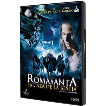 Romasanta. La caza de la bestia - DVD