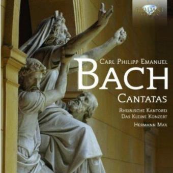 Carl Philipp Emanuel Bach: Cantatas