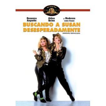 Buscando a Susan desesperadamente - DVD
