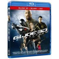 G.I. Joe: La venganza - Blu-Ray + 3D + DVD