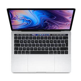 "Apple Macbook Pro 13"" i5 1,4GHz 8/256GB Touch Bar Plata"