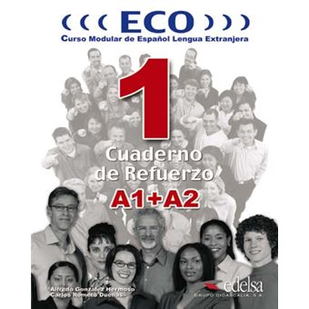 Eco 1 (A1+A2) - cuaderno de refuerzo