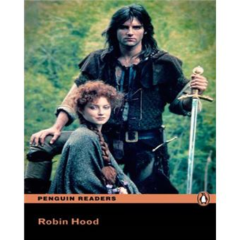 Penguin Readers 2: Robin Hood Book and MP3 Pack