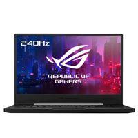 Portátil gaming Asus ROG Zephyrus M15 GU502LW 15,6'' Negro