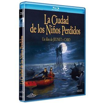 La ciudad de los niños perdidos - Blu-ray