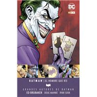 Grandes Autores Batman: Ed Brubaker - El hombre que ríe (2a edición)