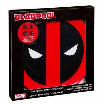 Set de platos Funko Marvel - Deadpool