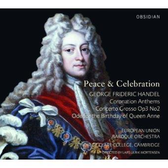 Händel: Peace & Celebration