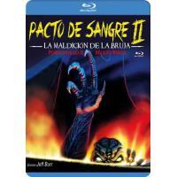 Pacto de sangre 2 La maldición de la bruja - Blu-Ray