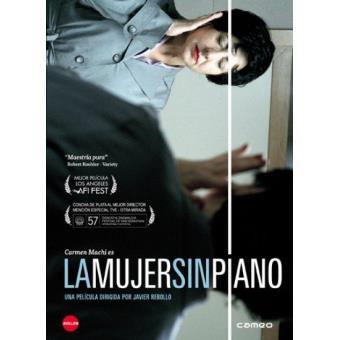 La mujer sin piano - DVD