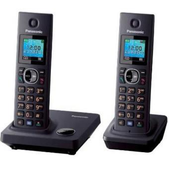 Teléfono inalámbrico Panasonic KX-TG7852 Dect