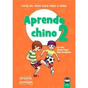Aprendo chino 2 - Curso de chino para niños y niñas