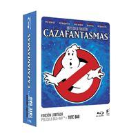 Cazafantasmas - Blu-Ray + Tote Bag