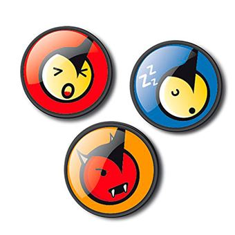 Pins Nikidom Roller Emoticons Fun