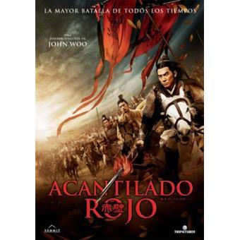 Acantilado rojo - DVD