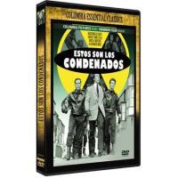 Éstos son los condenados - DVD