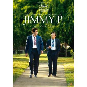 Jimmy P. - DVD