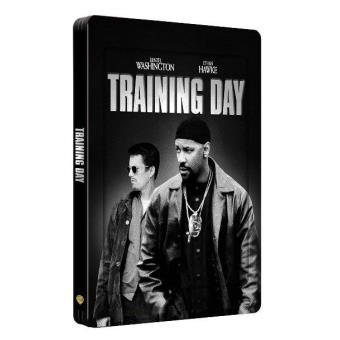 Training Day -  EdLimitada - - Steelbook Blu-Ray