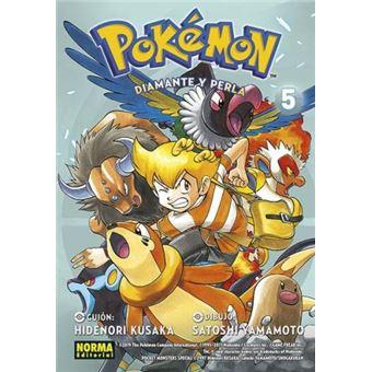 Pokémon 21. Diamante y perla nº 5