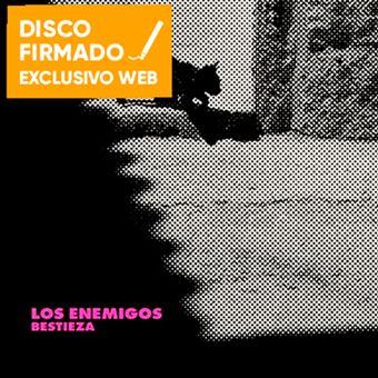 Bestieza - Disco Firmado