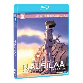 Nausicaa del valle del viento - Blu-Ray