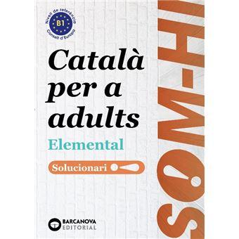 om-hi! Elemental 1, 2 I 3. Llengua Catalana. Solucionari