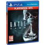 Until Dawn Hits PS4