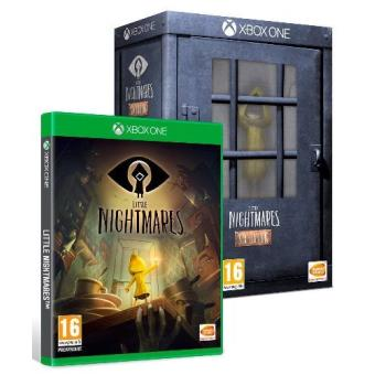 Little Nightmares Six Edition. Xbox One