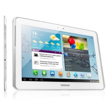 Samsung Galaxy Tab 2 10.1 16 GB WiFi color blanco