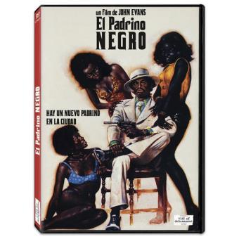 El padrino negro - DVD