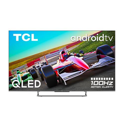 Tv qled 65'' tcl 65c728 4k uhd hdr smart tv