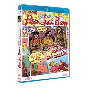 Pepi, Luci, Bom y otras chicas del montón - Blu-Ray