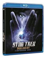 Star Trek Discovery - Temporada 1 - Blu-Ray