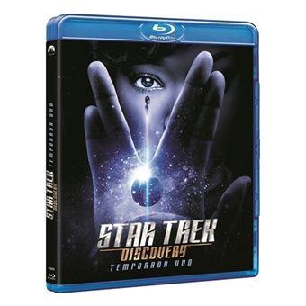 Star Trek Discovery - Temporada 1 - Blu-Ray