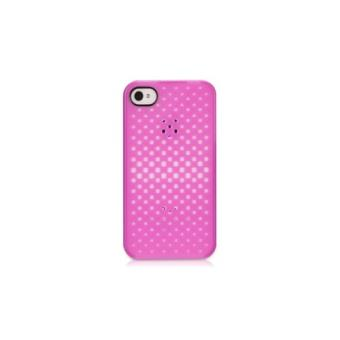 Griffin Carcasa iClear Air Azalia para iPhone 4