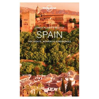 Lonely Planet: Best of Spain 2017