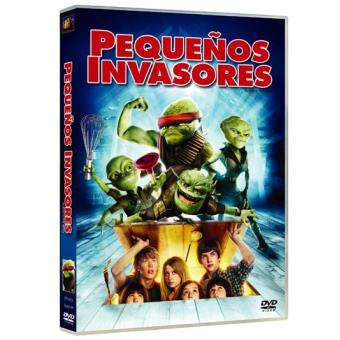 Pequeños invasores - DVD