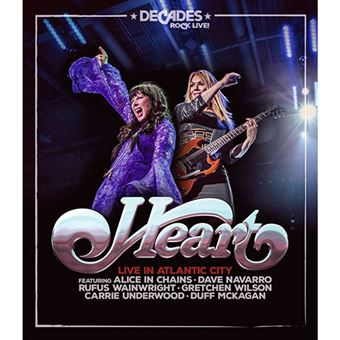Live in Atlantic City - Blu-Ray