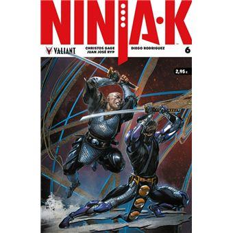 Ninjak 6 - Valiant - grapa