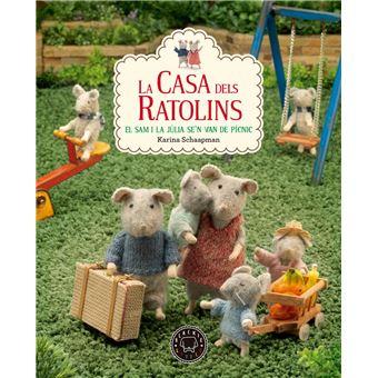 La casa dels ratolins - El Sam i la Júlia se's van de pícnic