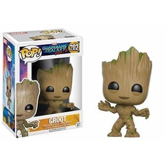 Figura Funko Marvel Guardianes de la Galaxia - Groot pequeño