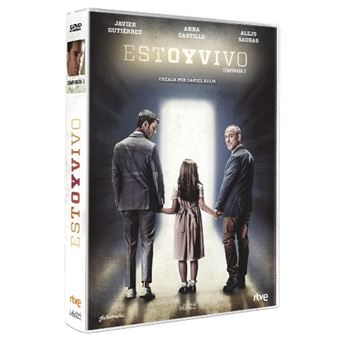 Estoy vivo - Temporada 2 - DVD