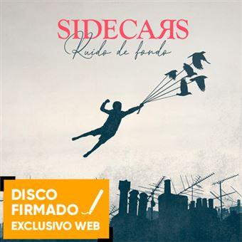 Ruidos de fondo - CD + DVD Disco firmado