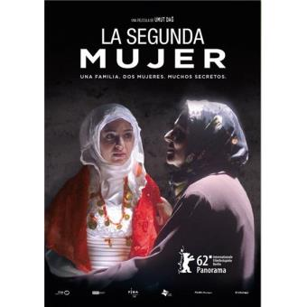 La segunda mujer - DVD